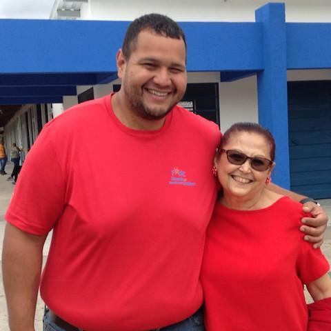 Carlos and Mae